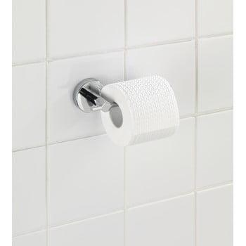 Suport pentru hârtie igienică Wenko Capri cu sistem de prindere Vacuum-Loc, până la 33 kg de la Wenko