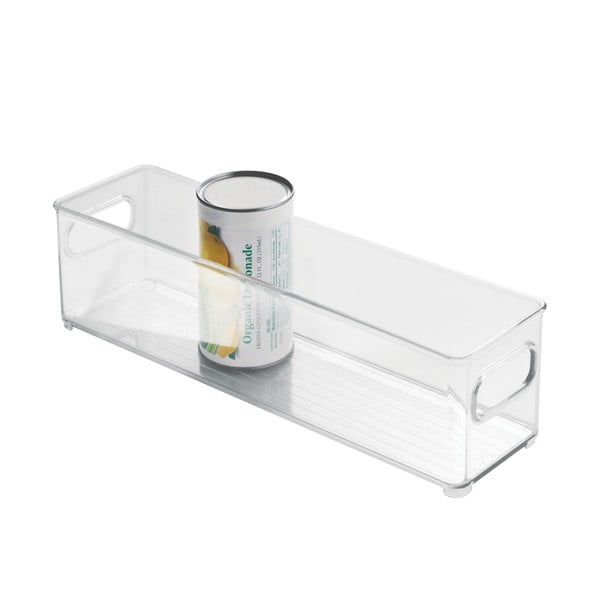 Úložný systém na konzervy iDesign Fridge Binz, šířka37cm