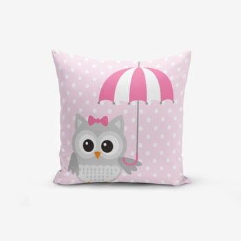 Față de pernă Minimalist Cushion Covers Umbrella, 45 x 45 cm de la Minimalist Cushion Covers
