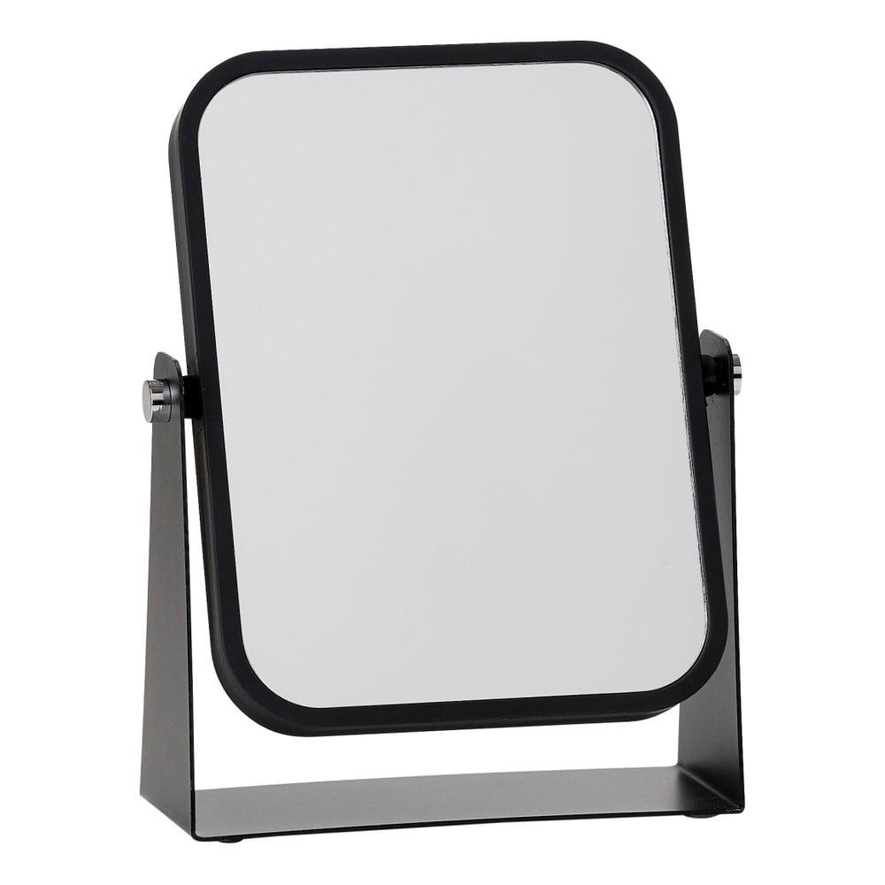 Kosmetické stolní zrcadlo s černým rámem Zone Zone