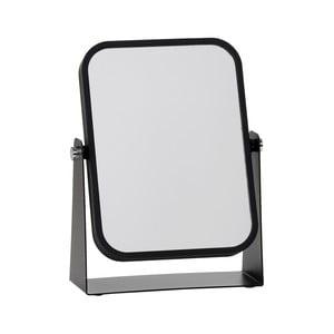 Kosmetické stolní zrcadlo s černým rámem Zone