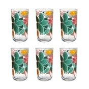 Sada 6 sklenic Luxuriance