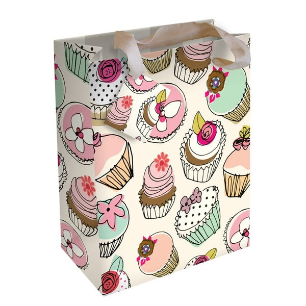Dárková taška Caroline Gardner Cupcake