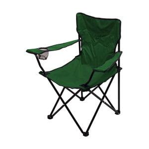 Zelená skládací kempingová židle Cattara Bari