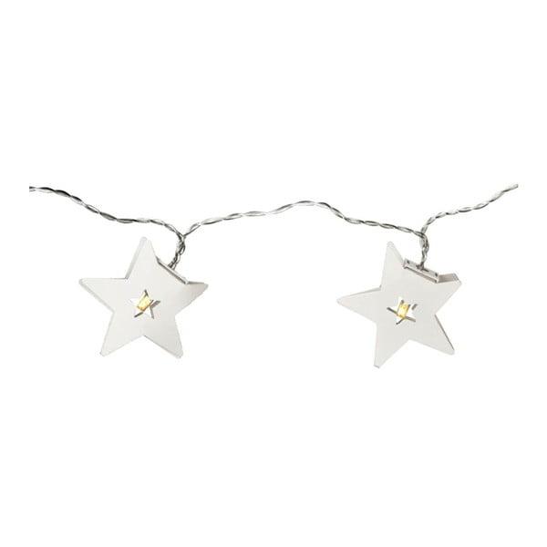 Světelný řetěz Star Frost
