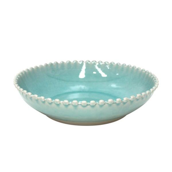 Bol din gresie ceramică Costa Nova Pearlaqua, ⌀ 23 cm,
