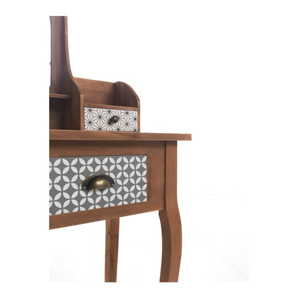 Toaletní stolek Geese Pattern