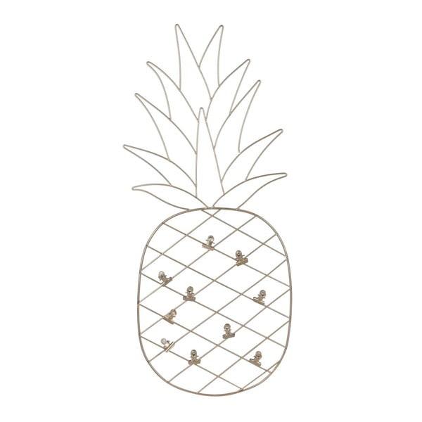 Dekoracja ścienna do zawieszania zdjęć Le Studio Pineapple Photo Display