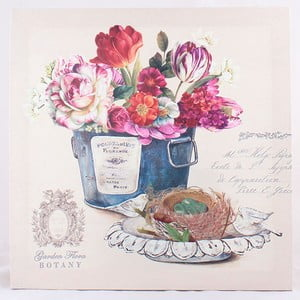 Obraz na plátně Fleurs