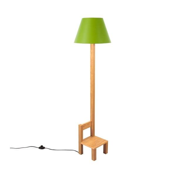 Stojací lampa Toraki Lime