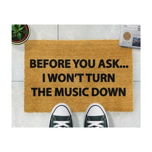 Rohožka Artsy Doormats Loud Music,40x60cm