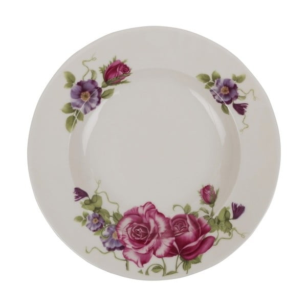 24dílná sada porcelánového nádobí Kutahya Puliya