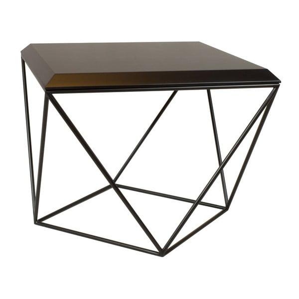 Odkládací stolek Tulip Black