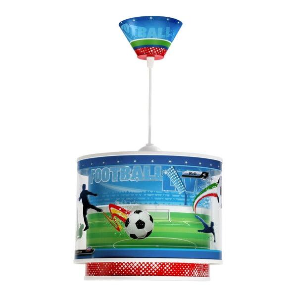 Závěsná lampa Fotball