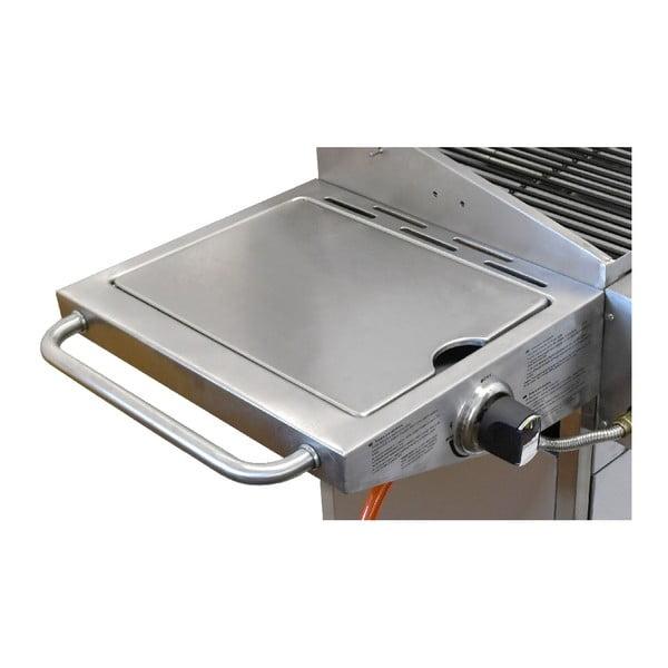 Pojízdný plynový zahradní grill Cattara Manhattan
