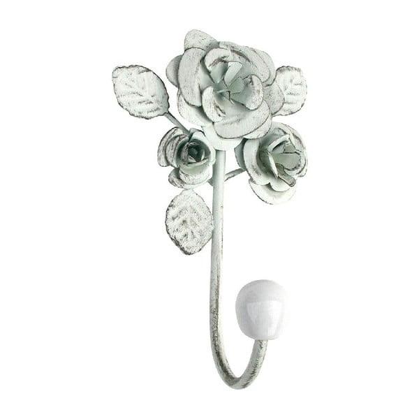 Set 2 věšáků White Rose