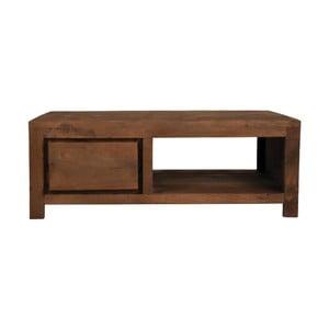 Konferenční stolek z mangového dřeva LABEL51 Brugge
