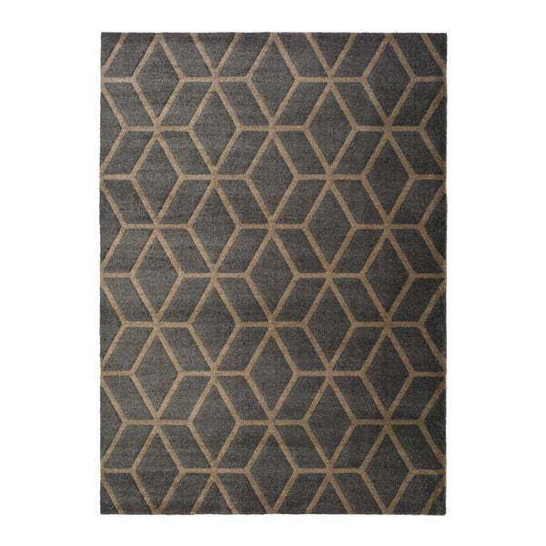 Szürke-aranyszínű szőnyeg, 80x150cm - Universal