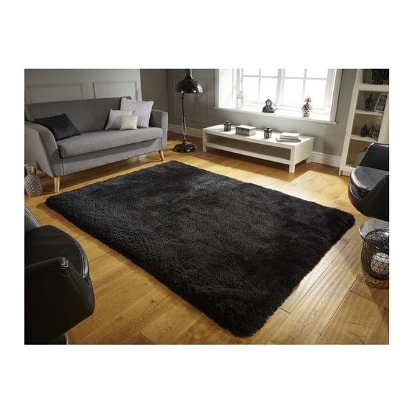 Koberec Pearl 160x230 cm, černý