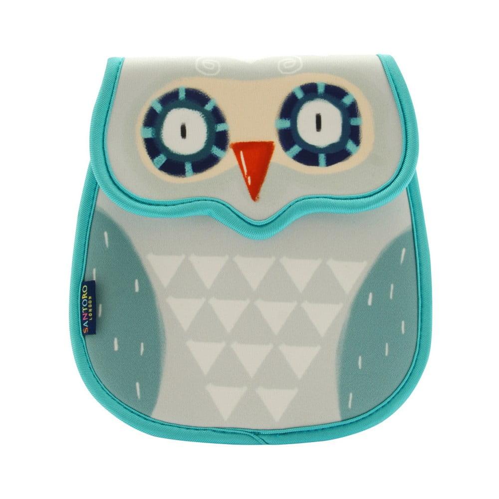 Modrá neoprenová taška ve tvaru sovy Kori Kumi 3f7172fe54d