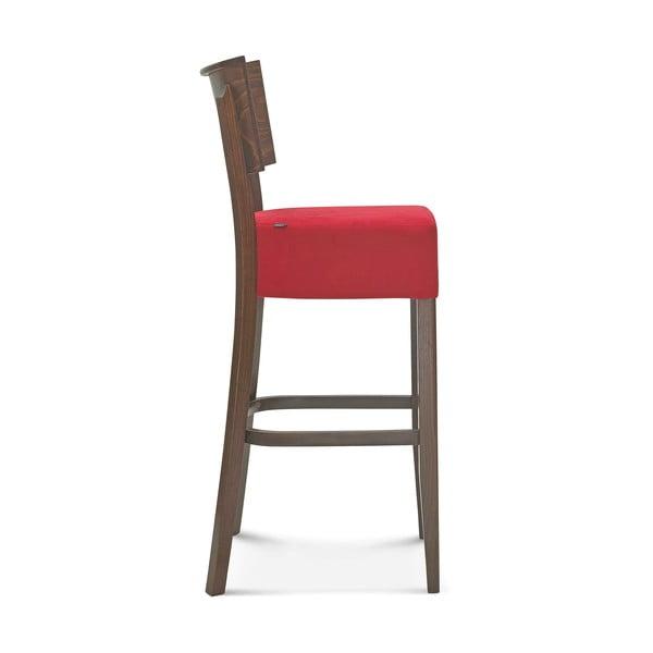 Barová dřevěná židle Fameg Else