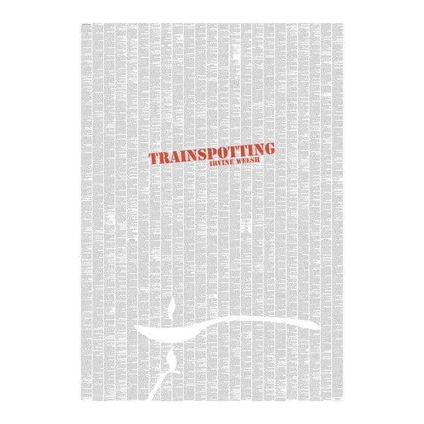Knižní plakát Trainspotting, 70x100 cm