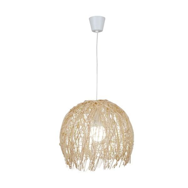Stropní světlo Struwel Beige, 28x30 cm
