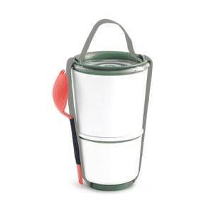 Zelený obědový box Black + Blum Pot, 800 ml