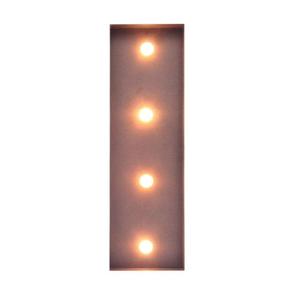 Světelná LED dekorace I
