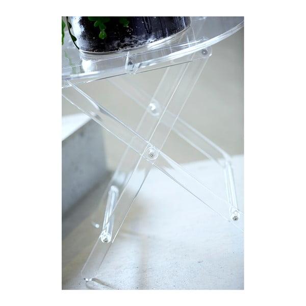 Odkládací kulatý stolek Canett Misty