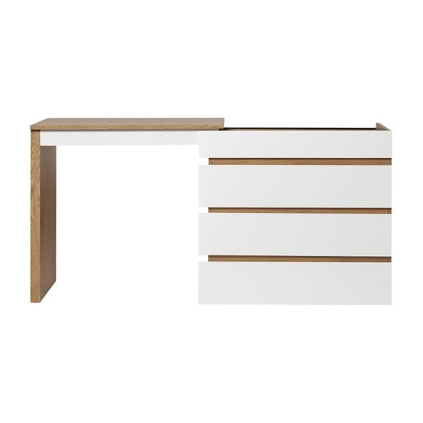 Variabilní pracovní stůl/komoda Marckeric Elbir