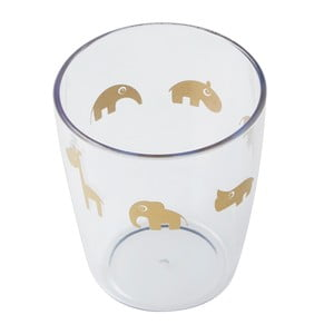 Zlatá sklenička Done by Deer Yummy
