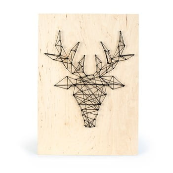 Tablou DIY Really Nice Things Deer, 40 x 60 cm poza