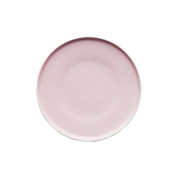Talířek Sagaform Pop, růžový
