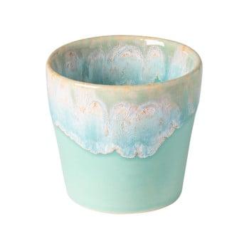 Ceașcă din gresie ceramică pentru espresso Costa Nova Grespresso, albastru-roz