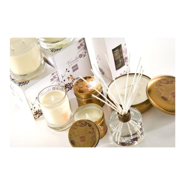 Aroma svíčka v plechovce Vanilla & Orchid Large, doba hoření 28 hodin