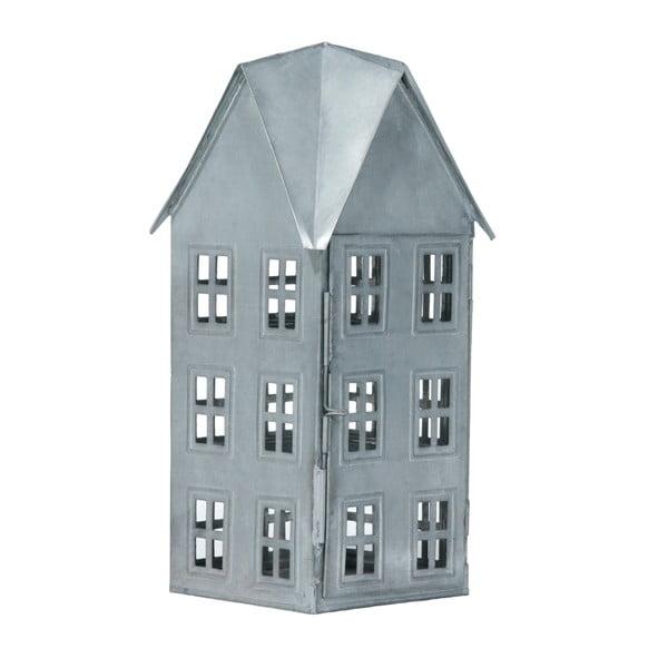 Set dvou luceren, domečky, 11x11x29 cm