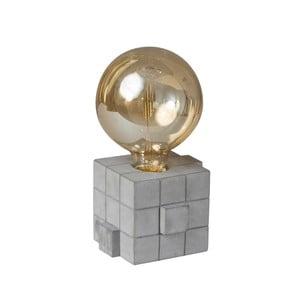 Stolní lampa z betonu ETH Rubix