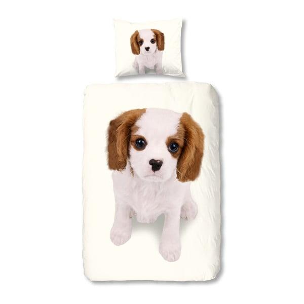 Dětské povlečení Muller Textiel Puppy Cute, 140x200 cm