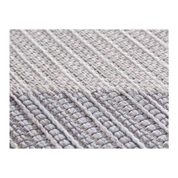 Modrý koberec vhodný i na ven Elle Decor Secret Sevres, 200 x 290 cm