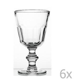 Sada 6 sklenic na noze Périgord, 390 ml
