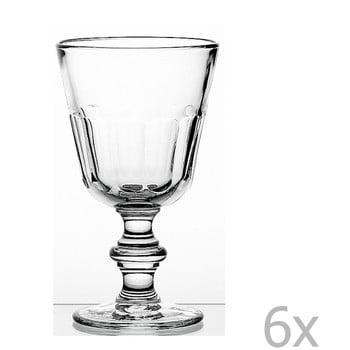 Set 6 pahare cu picior Périgord 390 ml