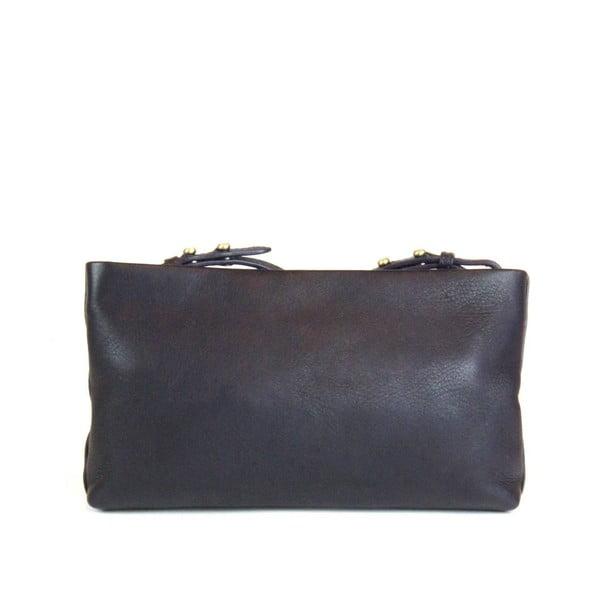 Kožená kabelka/psaníčko O My Bag Dashing Daisy Midnight Blue