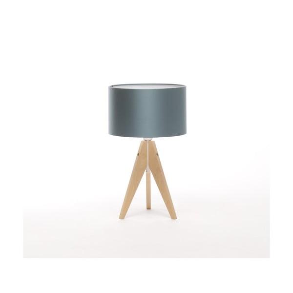 Stolní lampa Artista Birch/Ice Blue, 28 cm