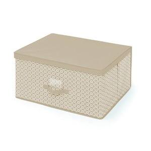Béžový úložný box Cosatto Lily,60x45cm
