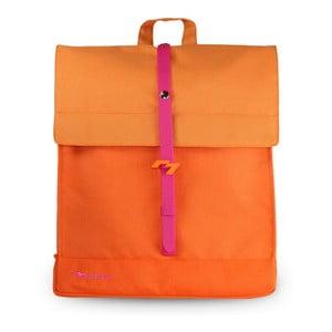 Rucsac Natwee Orange, portocaliu