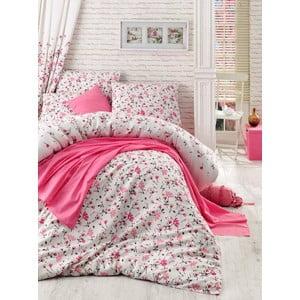 Povlečení Flomar Pink, 200x220 cm