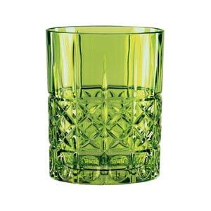 Sklenice na whisky z křišťálového skla Nachtmann Highland Reseda, 345ml