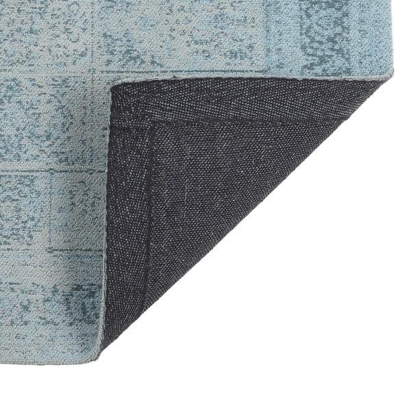 Koberec Chenille, 120x180 cm, světle modrý