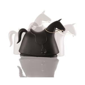 Černý houpací kůň Magis Rocky
